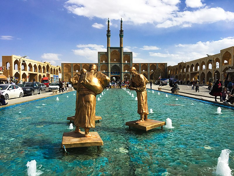 Yazd-Amir_Chakhmaq